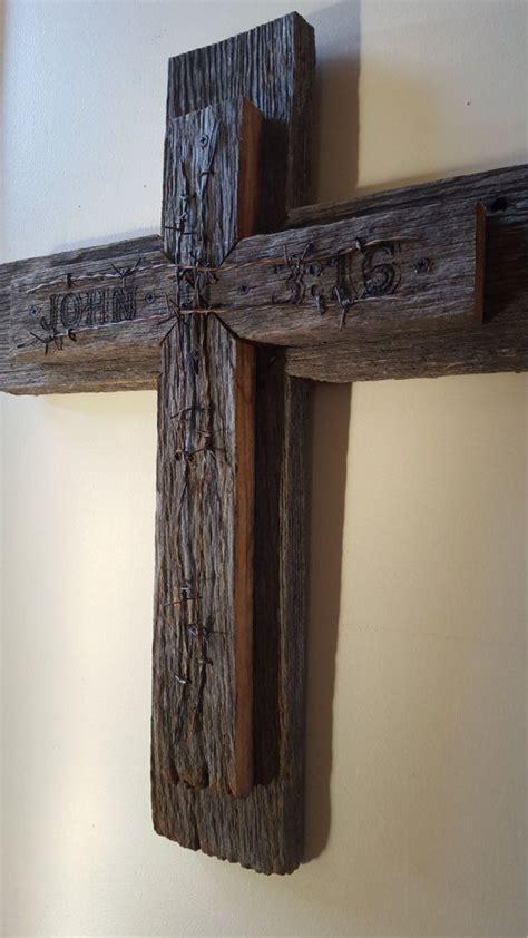 year  barnwood cross etsy listing  httpswww