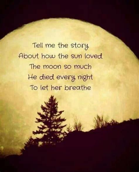 Sun And Moon Quotes Sun And Moon Quotes And Sayings Quotesgram