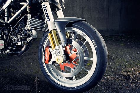 A Ducati 1000ds From Icon Motosports