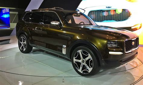 kia telluride review design pricing release date