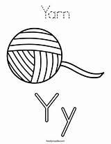 Coloring Yarn Login Favorites sketch template
