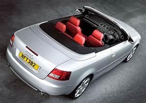 Audi A4 Cabriolet : audi a4 cabriolet 2001 2005 features equipment and ~ Melissatoandfro.com Idées de Décoration