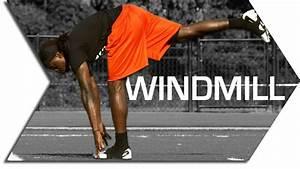 Windmill Hamstring Stretch - Dynamic Warm Up