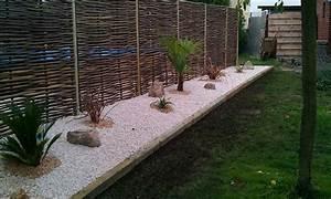 beautiful amenagement jardin pictures ridgewayngcom With comment amenager un jardin rectangulaire 0 amenagement rez de jardin monjardin materrasse