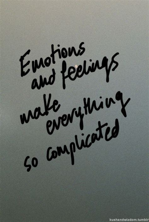 Not Catching Feelings Quotes Tumblr