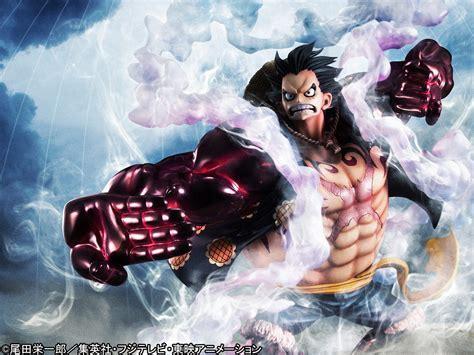 Portrait of Pirates One Piece Luffy Gear Fourth   Tokyo
