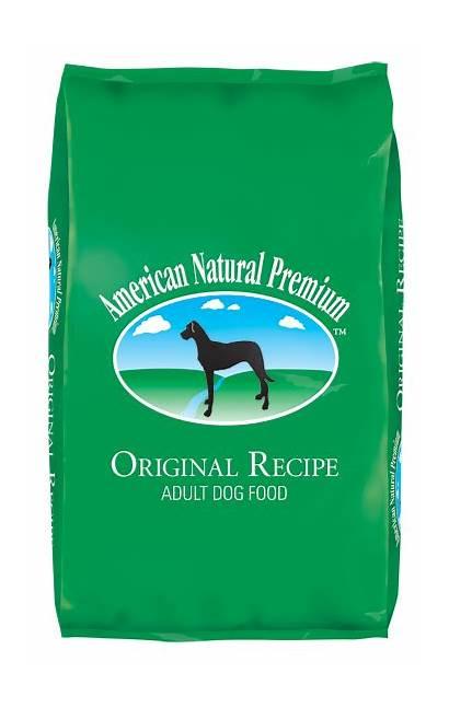 Premium American Natural Recipe Dog Pet Bag