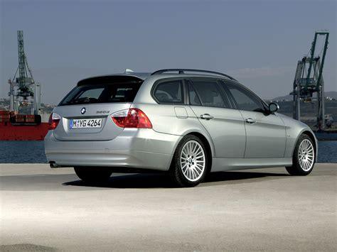 Bmw 3 Series Touring (e91) Specs & Photos  2005, 2006