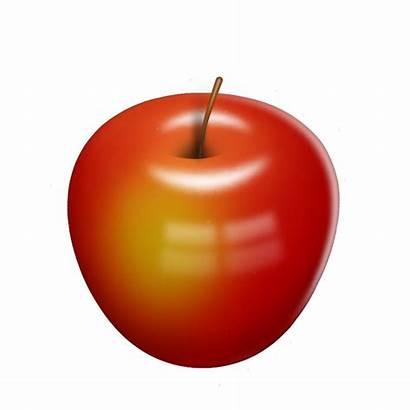 Apple Apples Clipart Clip Cliparts Domain Pomme