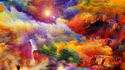Fantasy Landscape 4k Wallpapers Ultra Klicken Dies