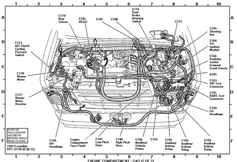 1992 Ford E350 Transmission Diagram by 1993 E350 Dtc S Ford Truck Enthusiasts Forums