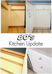 best 25 laminate cabinet makeover ideas on pinterest With best brand of paint for kitchen cabinets with product label stickers