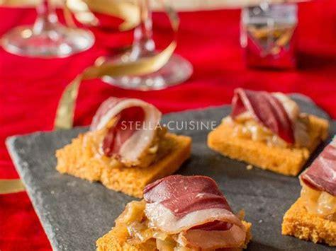 recettes de toasts et magret de canard