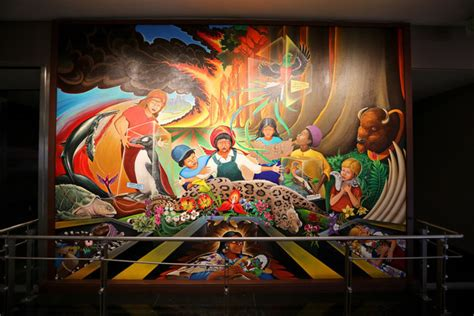 Denver Airport Conspiracy Murals by Conspiracy Culture The Denver International Airport