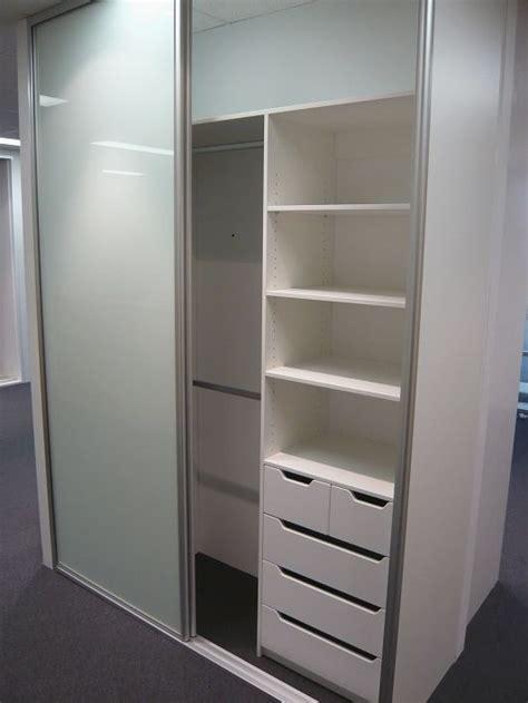 Sliding Door Wardrobe Closet by Floor To Ceiling 2 Door Optipanel Sliding Door Wardrobe
