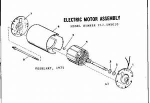 Motor Parts  Electric Motor Parts Diagram