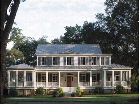 southern style house plans with porches plantation homes plans with wrap around porch exterior