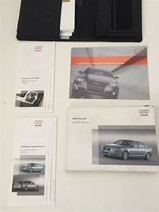 Audi A6 2008 Owners Manual Handbook Sat Navigation Mmi