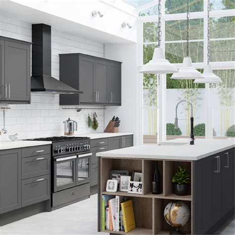 step  select  kitchen style colour