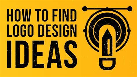 how to design a logo how to find logo design ideas