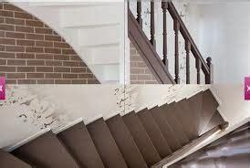 comment carreler un escalier en bois vitrifi 233