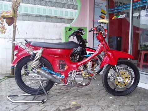 Modifikasi Motor Astrea Grand Jadi C70 by Modifikasi Astrea Grand Jadi C70 Thecitycyclist