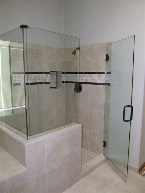 Glass Shower Enclosure by Glass Shower Doors Az Frameless Shower Doors Tub