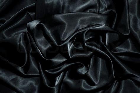 home design bedding texture of a black silk stock photo colourbox