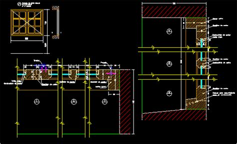 window detail dwg detail for autocad designs cad