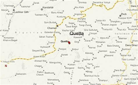 quetta location guide
