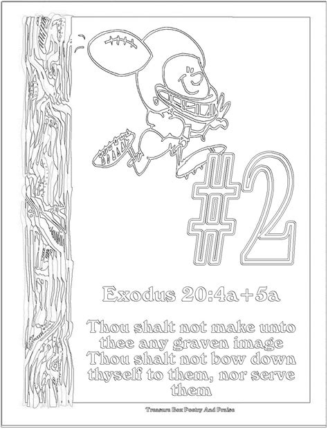 Manual for the christian life. the author, j. The Big Ten - Coloring Book