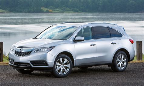 who makes the acura acura makes mdx longer adds fwd