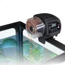 automatic fish feeder boyu zw 82 led fish food feeder automatic aquarium timer