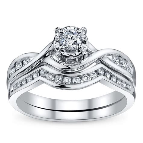 wedding ring half carat cut diamond gold jeenjewels