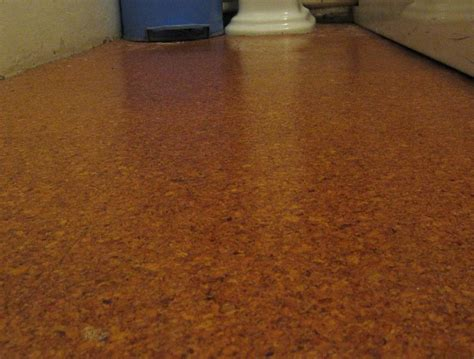 cork board flooring