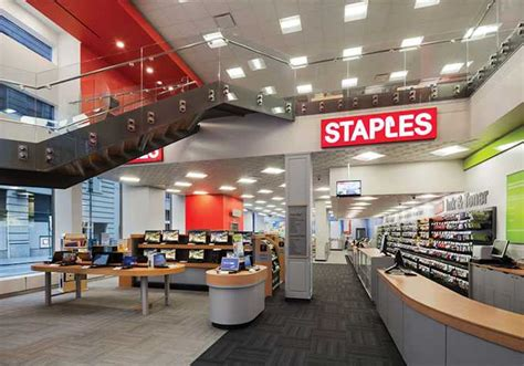 Office Supplies Near Me Open by Staples Office Supply Store Near Me United States Maps
