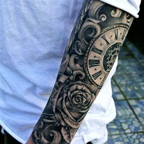 forearm tattoos  men cool ideas designs