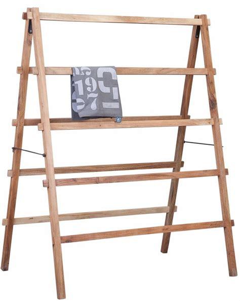 pvc laminatoptik günstig handig dit houten wasrek droogrek hk living het