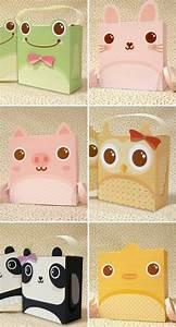 Comment Faire Une Boite En Origami : diy origami boite rectangulaire id e comment faire une boite en papier enfant animaux diff rents ~ Dallasstarsshop.com Idées de Décoration