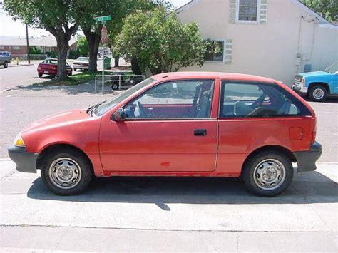 how it works cars 1991 suzuki swift lane departure warning 1991 suzuki swift information and photos momentcar