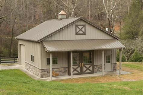 metal barn home plans metal shop buildings with living quarters search 7447