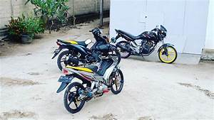 Modifikasi Honda Tiger2000 Herex And Jupiter Mx 135 Old