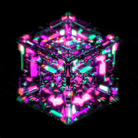 Hypercube Gif  Find & Share On Giphy