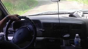 2000 F250 V10 Hill Pull