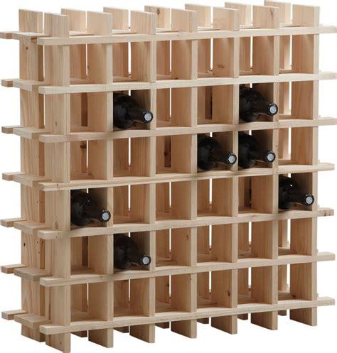 rangement pour bouteille de vin casiers de rangement en bois maison design bahbe