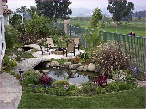 cool backyard landscape ideas    home