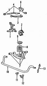 Suspension Components For 1999 Ford Crown Victoria