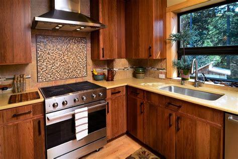 redwood cabinets kitchen redwood veneer cabinets home 1795