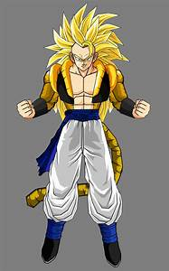DRAGON BALL Z WALLPAPERS: Gogeta Super Saiyan 5