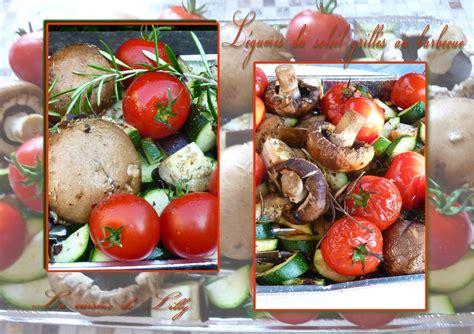 la cuisine au barbecue légumes du soleil grillés au barbecue la cuisine de lilly